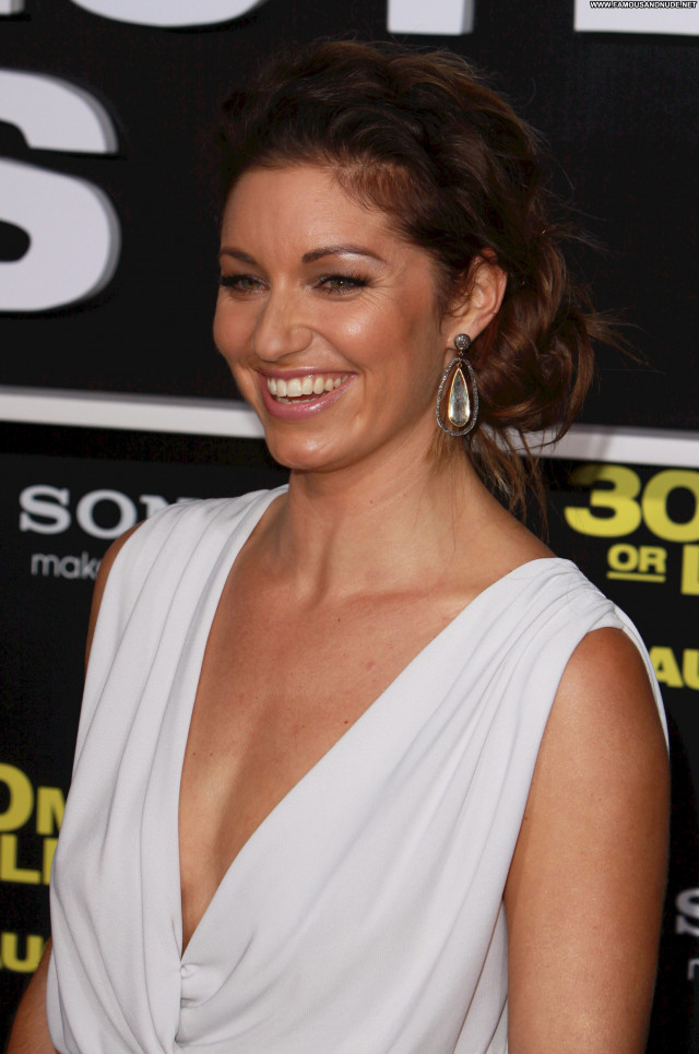 Bianca Kajlich Minutes Or Less Celebrity Los Angeles High Resolution