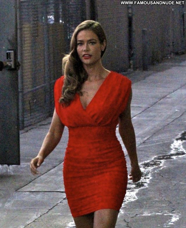 Denise Richards No Source Posing Hot Celebrity Hollywood Beautiful
