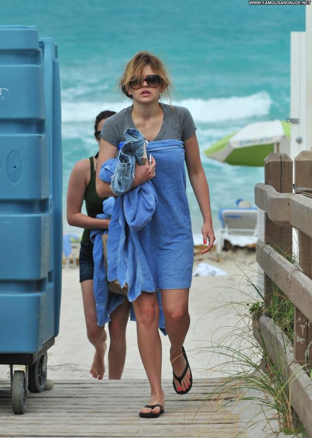 Aimee Teegarden No Source Posing Hot Babe Bikini Celebrity High