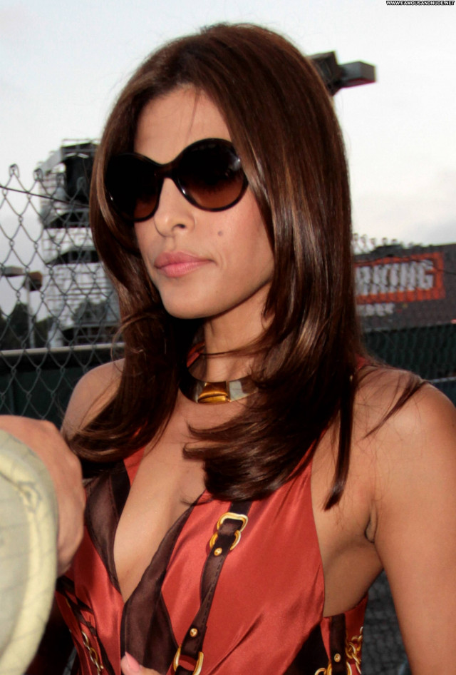 Eva Mendes Jimmy Kimmel Live Babe Hollywood Celebrity High Resolution