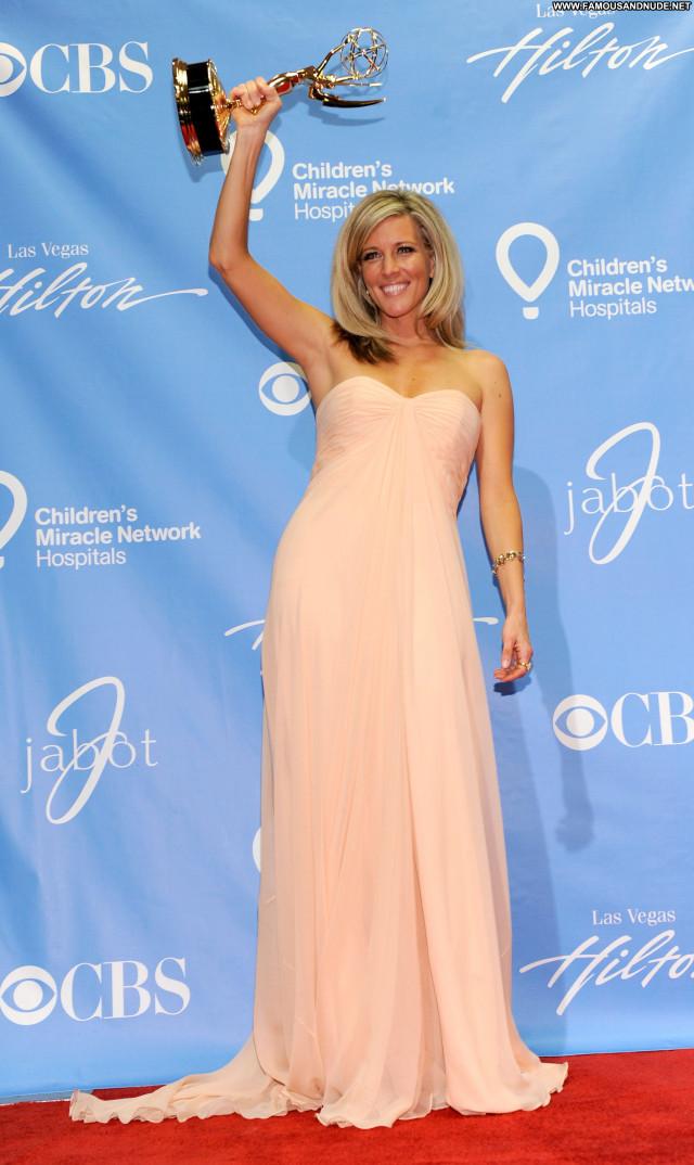Laura Wright Emmy Awards High Resolution Celebrity Beautiful Babe