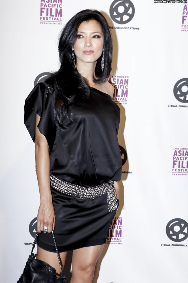 Kelly Hu Los Angeles  Los Angeles Asian High Resolution Celebrity