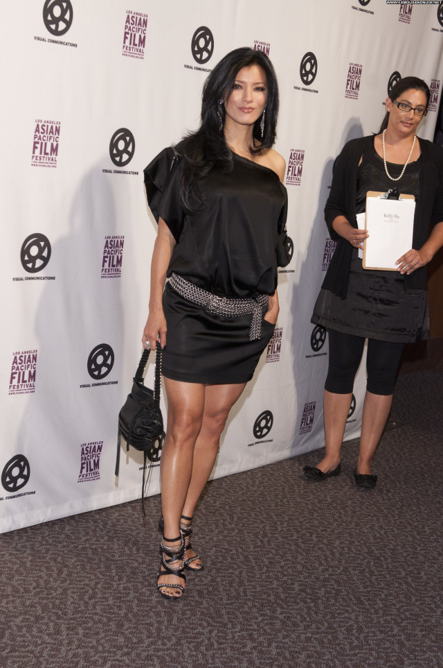 Kelly Hu Los Angeles Los Angeles Posing Hot Beautiful High Resolution