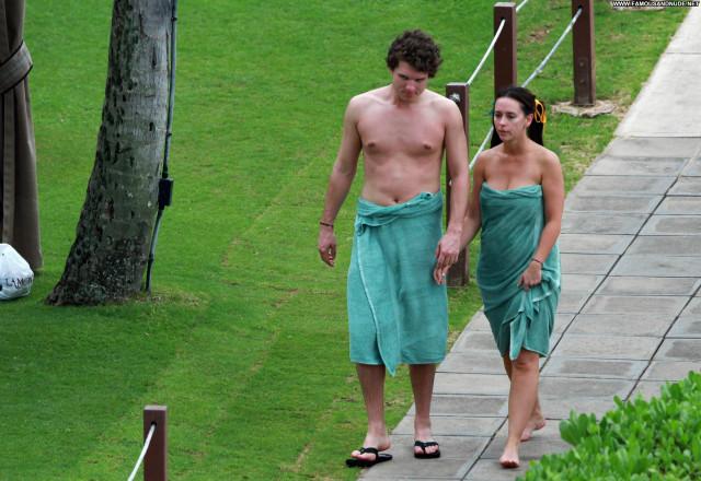 Jennifer Love Hewitt No Source  Beautiful Hawaii High Resolution