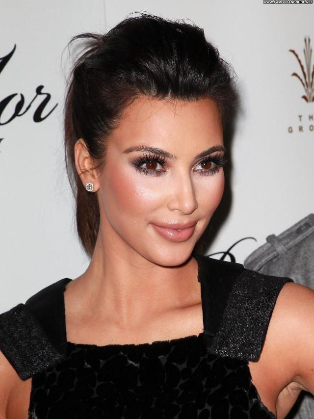 Kim Kardashian No Source Celebrity Posing Hot Babe High Resolution