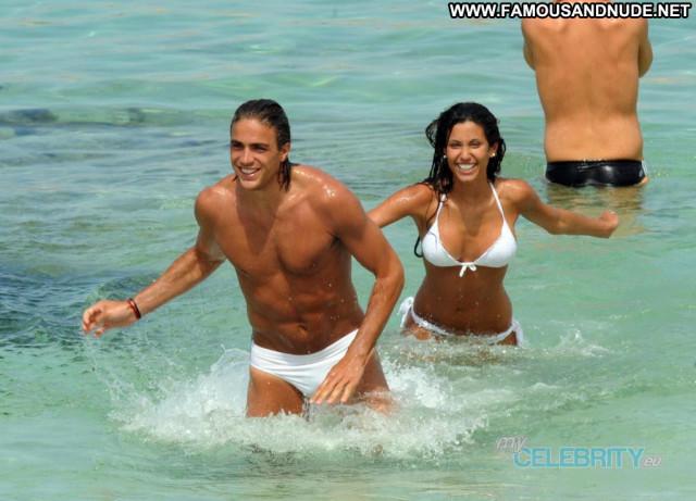 Federica Nargi The Beach Tv Show Swimsuit Beautiful Posing Hot