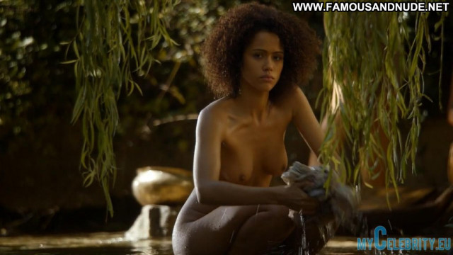 Nathalie Emmanuel First Time Beautiful Posing Hot Celebrity Nude Babe