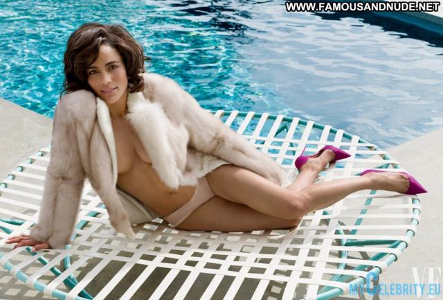 Paula Patton Vanity Fair Babe Beautiful Sexy Posing Hot Celebrity Usa