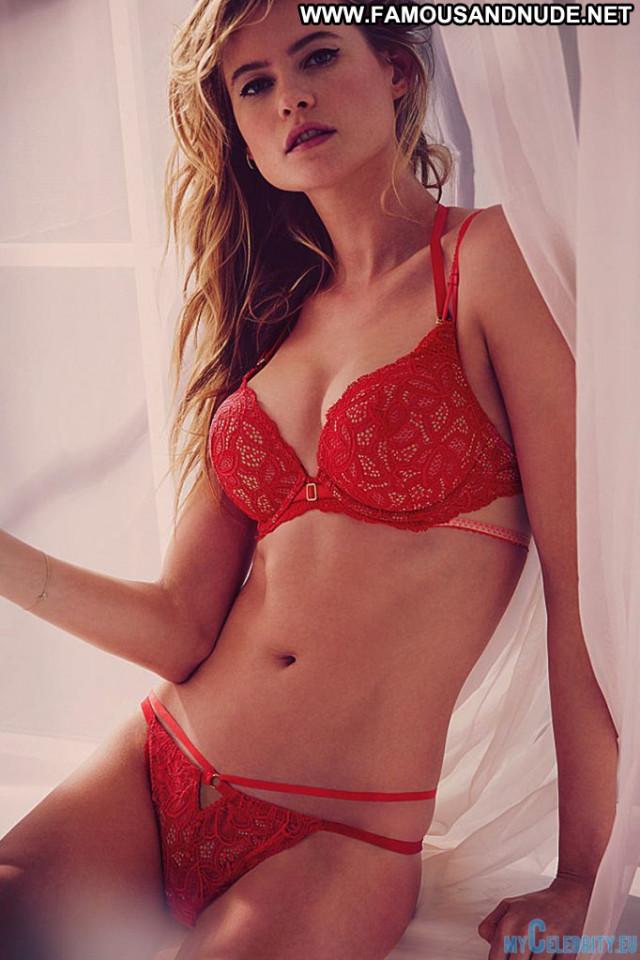 Behati Prinsloo Victorias Secret Lingerie Posing Hot Namibia