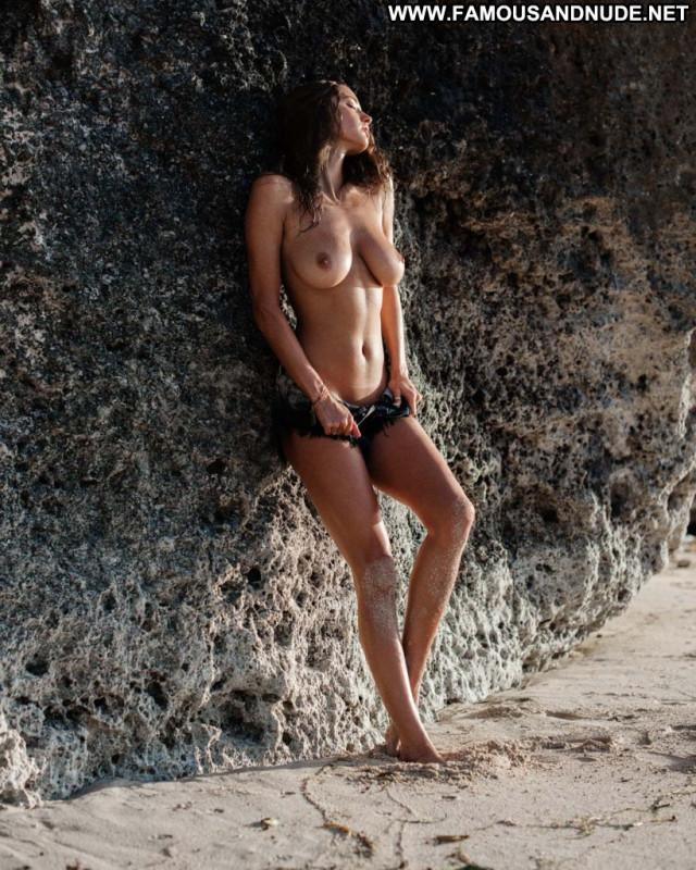 Alyssa Arce Topless Photoshoot Photoshoot Beach Babe Posing Hot