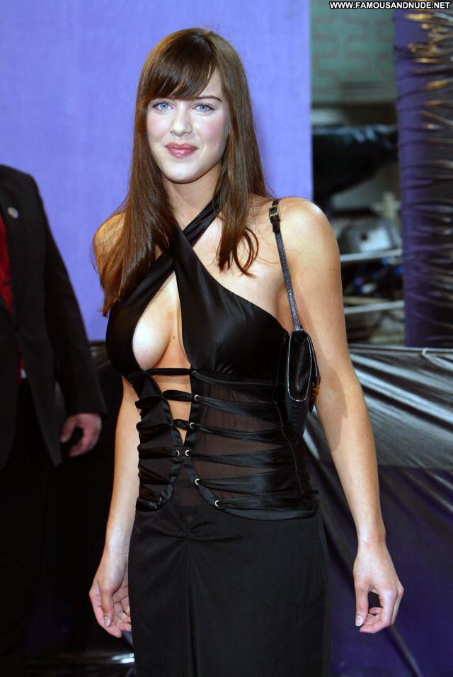 Michelle Ryan Michelle Beautiful British Babe Celebrity Awards Posing
