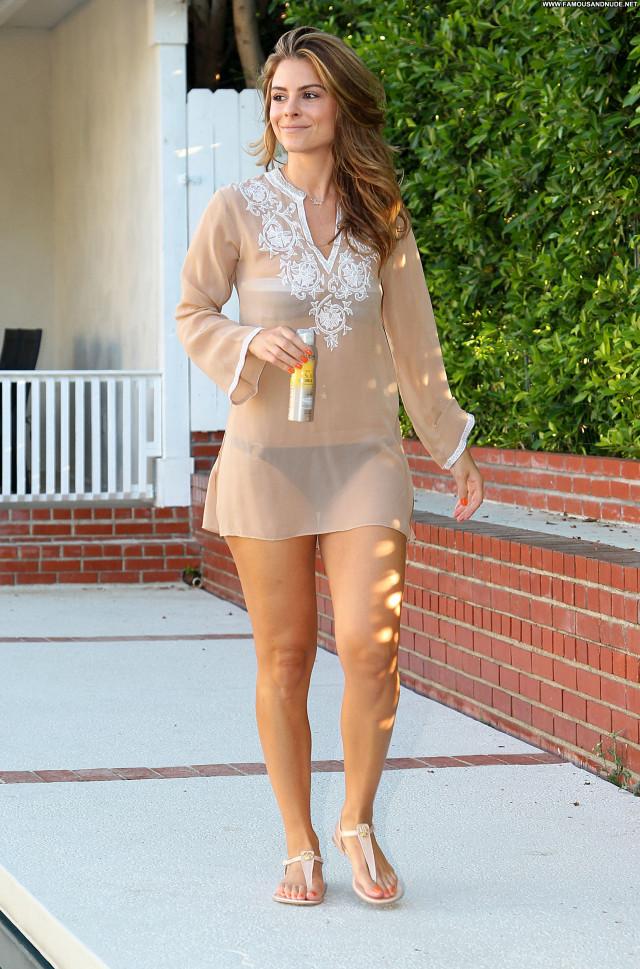 Maria Menounos Celebrity Babe Posing Hot Beautiful