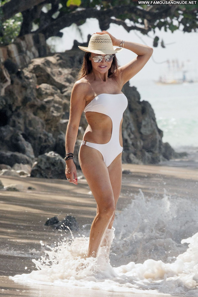 Lizzie Cundy No Source Swimsuit Babe Posing Hot Beautiful Celebrity