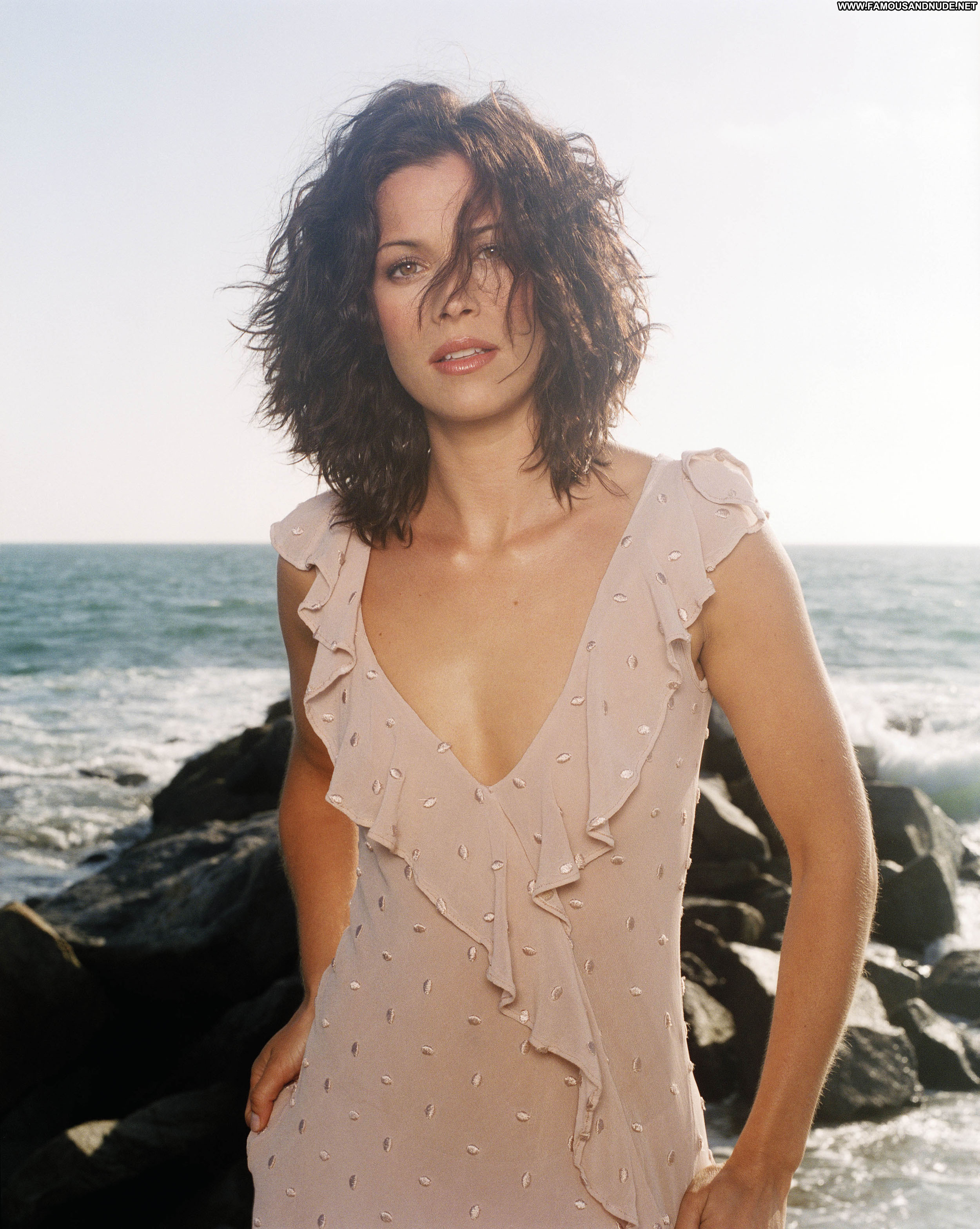 Brooke Langton No Source Celebrity Beautiful Babe Posing Hot