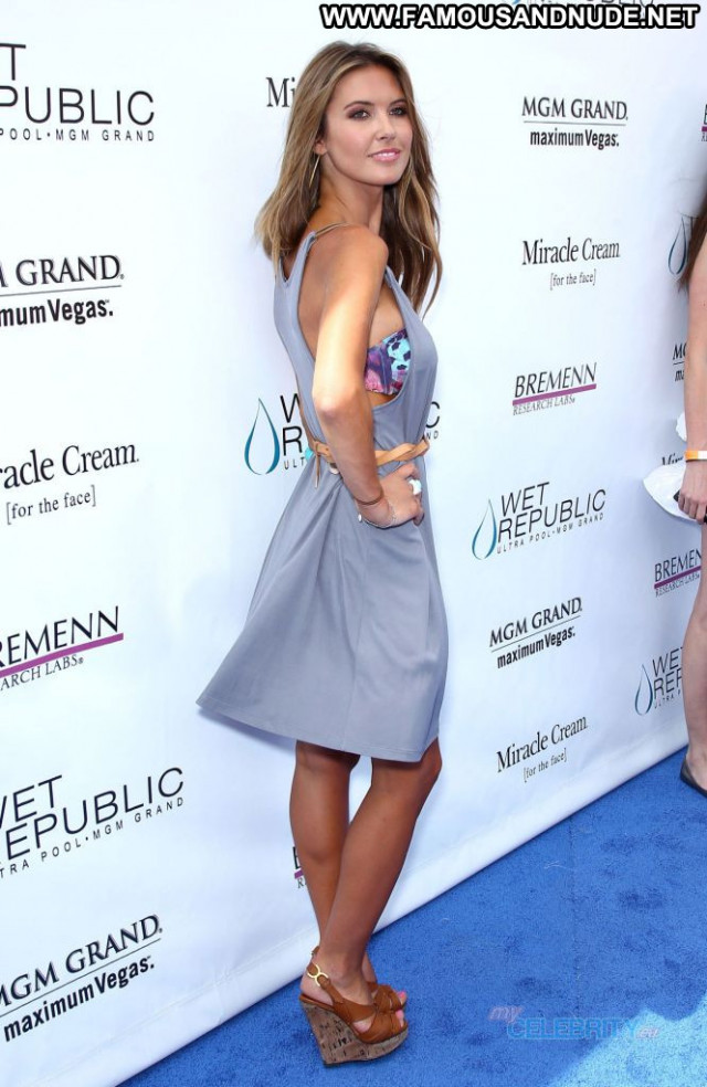 Audrina Patridge No Source Beautiful Usa Posing Hot Bikini Celebrity