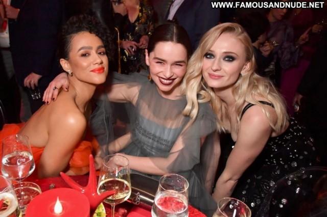 Sophie Turner Game Of Thrones Beautiful Posing Hot New York Celebrity