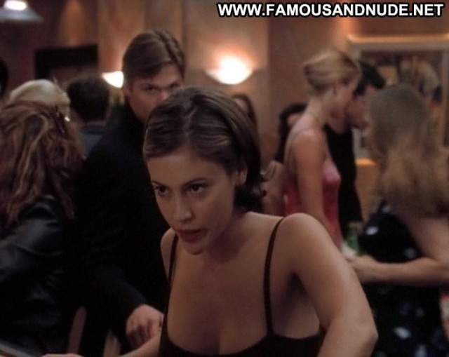 Alyssa Milano Charmed Season 1 Tv Show Hot Celebrity