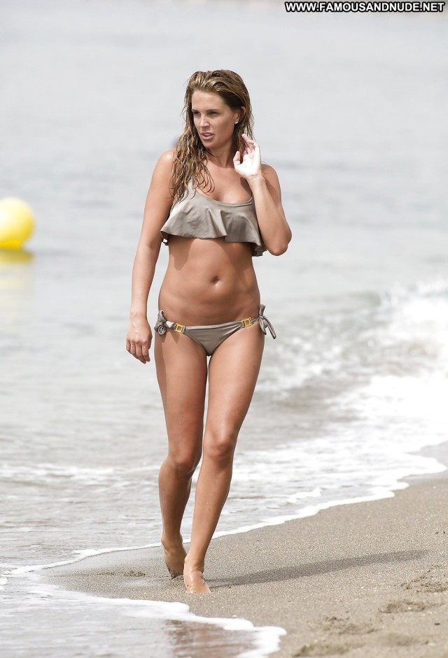 Danielle Lloyd Pictures Beach Babe Celebrity