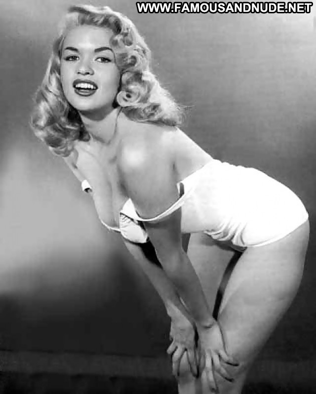 Jayne Mansfield Pictures Hollywood Bombshell Celebrity Famous Vintage