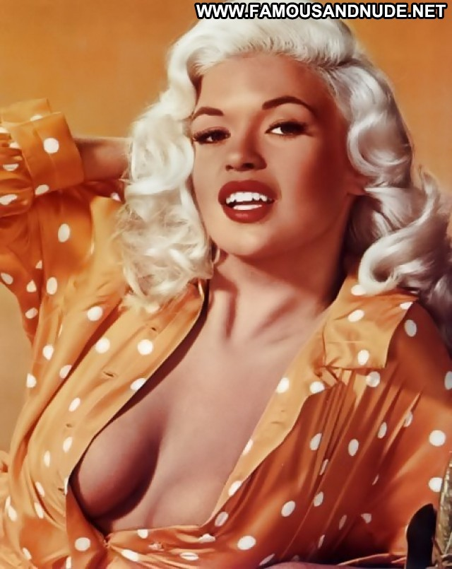 Jayne Mansfield Pictures Celebrity Vintage Porn Bombshell Hollywood