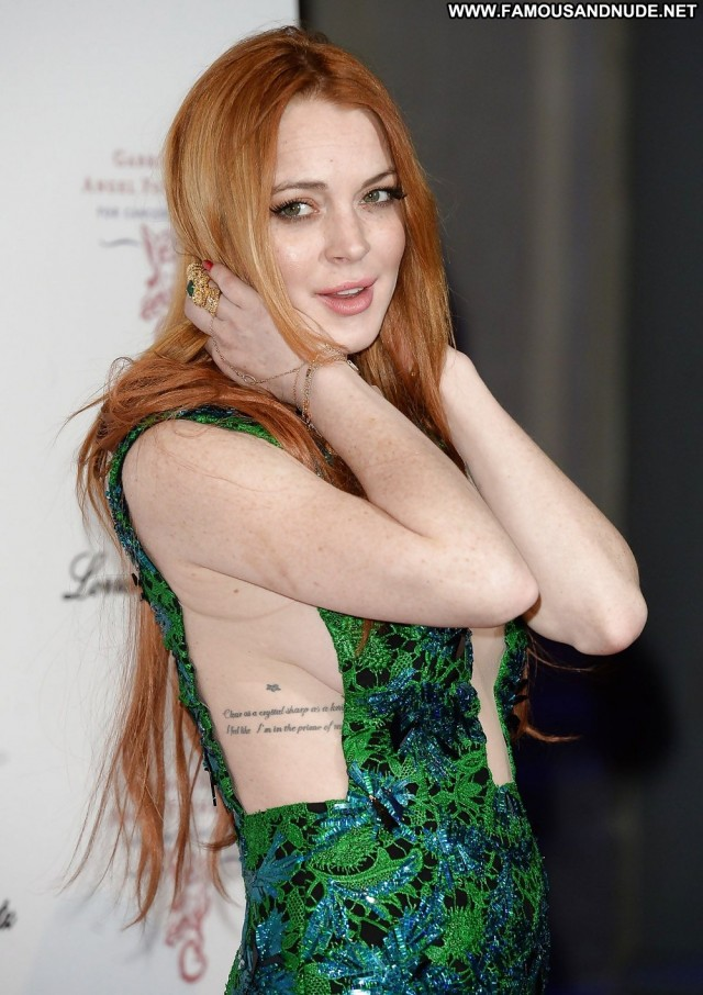 Lindsay Lohan Pictures Redhead Blonde Celebrity