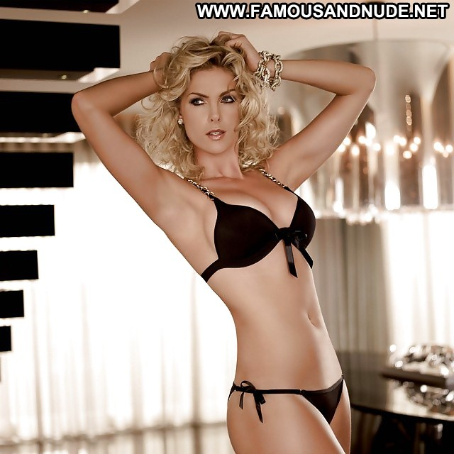 Ana Hickman Pictures Beautiful Blonde Celebrity
