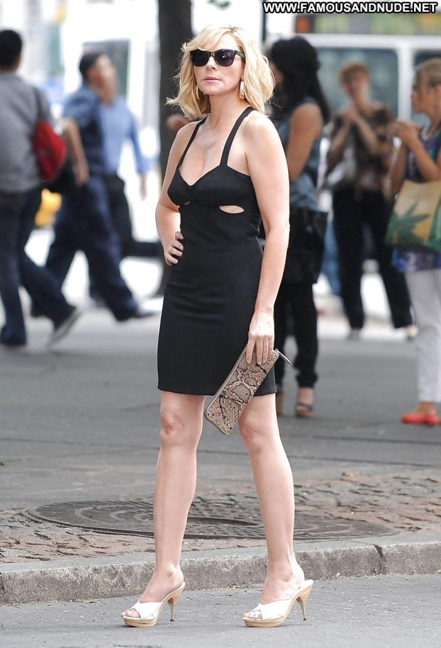 Kim Cattrall Actress Mature Sexy Celebrity