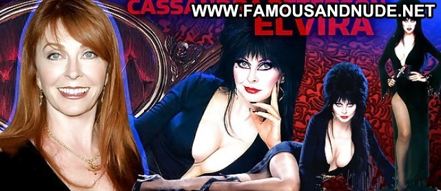Cassandra Peterson Pictures Beautiful Sea Halloween Hot Natural