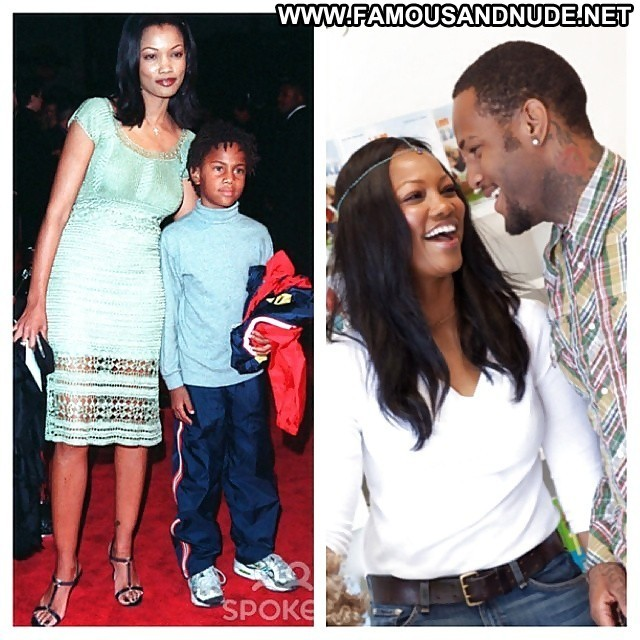 Garcelle Beauvais Pictures Celebrity Milf Ebony Sea Sexy Black Model