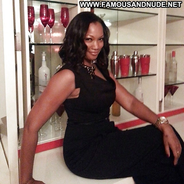 Garcelle Beauvais Pictures Sexy Ebony Sea Milf Hot Celebrity Arab